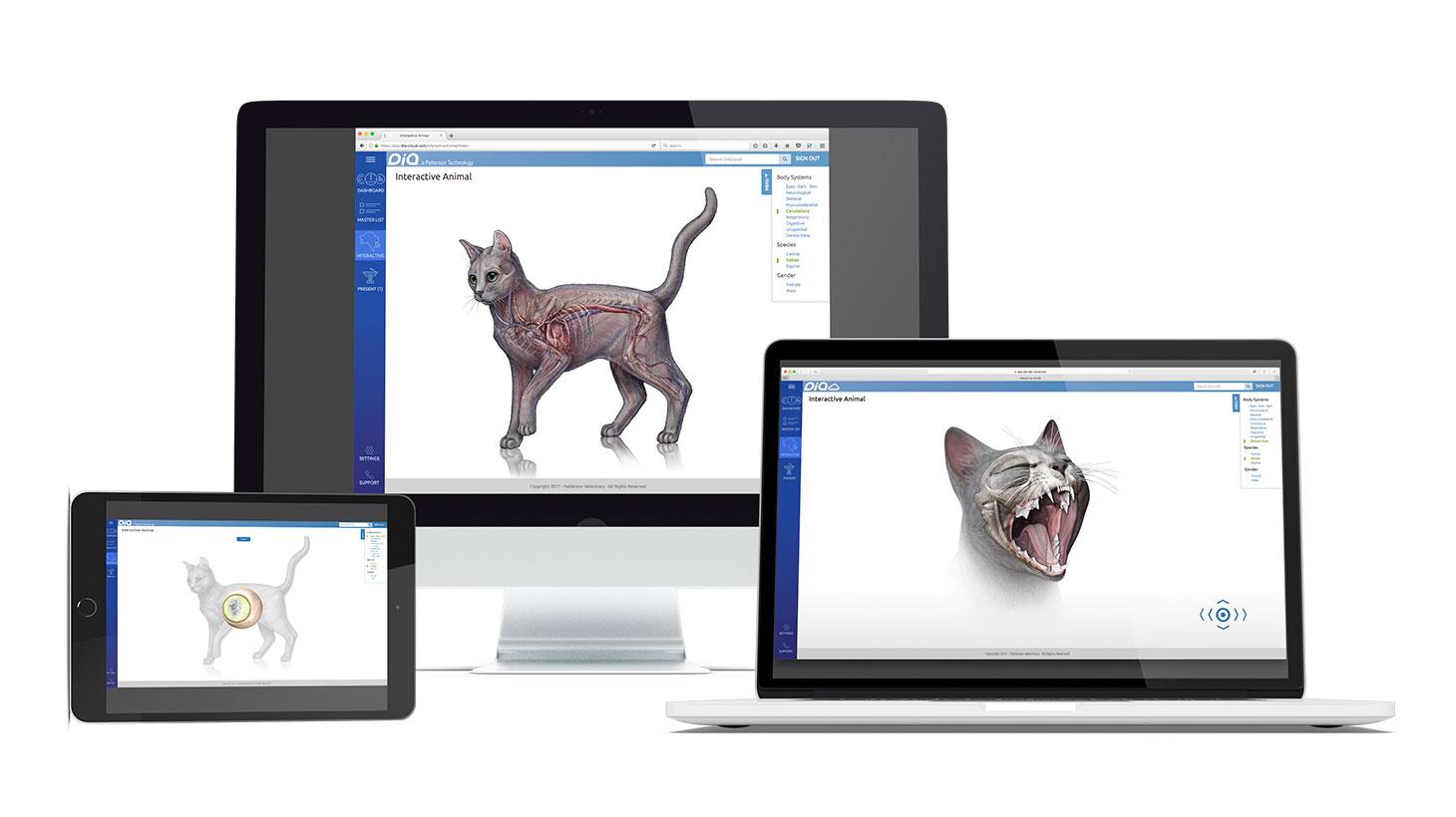Diagnostic Imaging Atlas - DIA   Patterson Veterinary